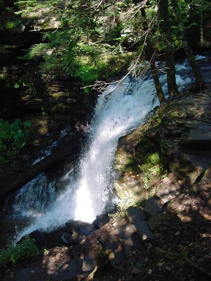 Ricketts Glen trip.