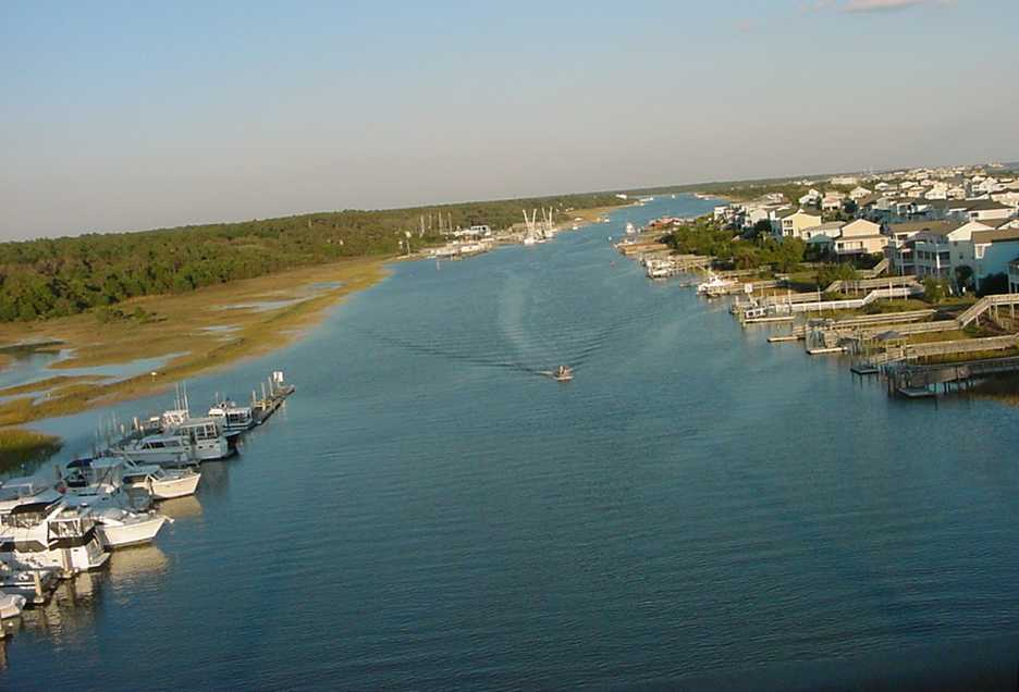 Lots For Sale In Holden Beach