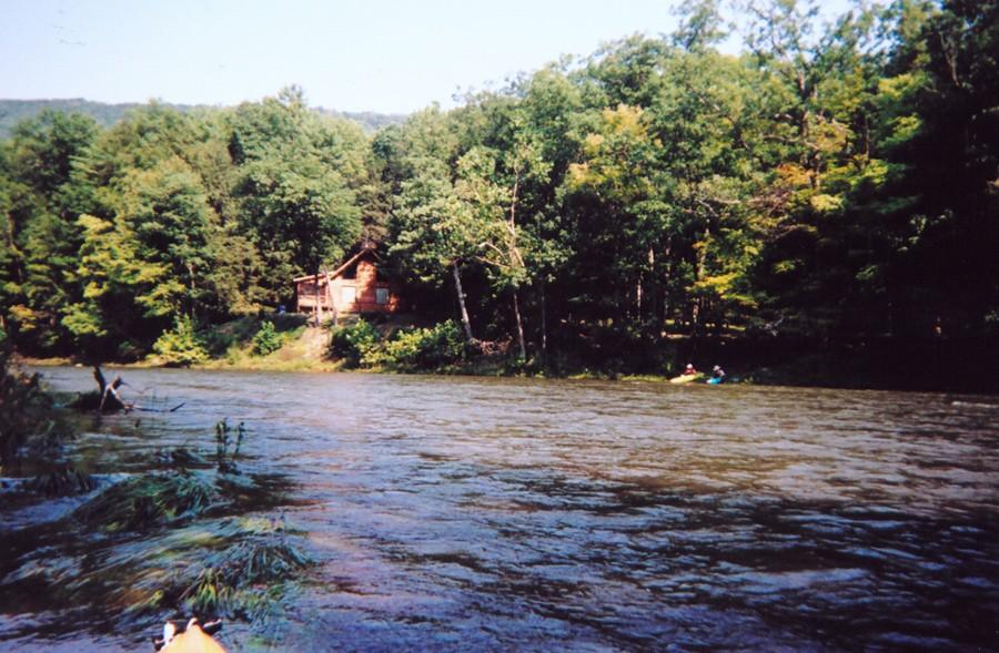 Penns Creek.