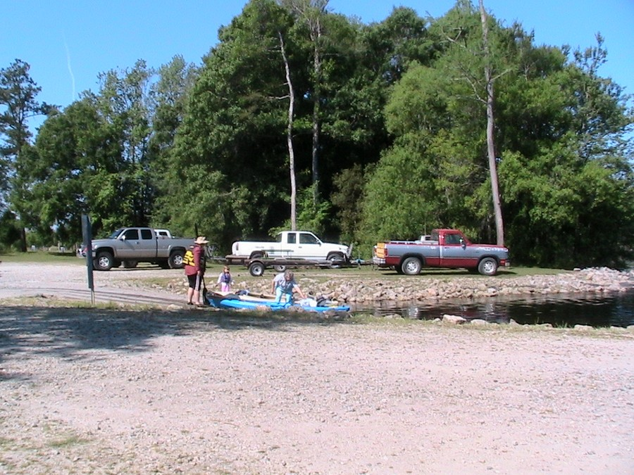 Waccamaw River.
