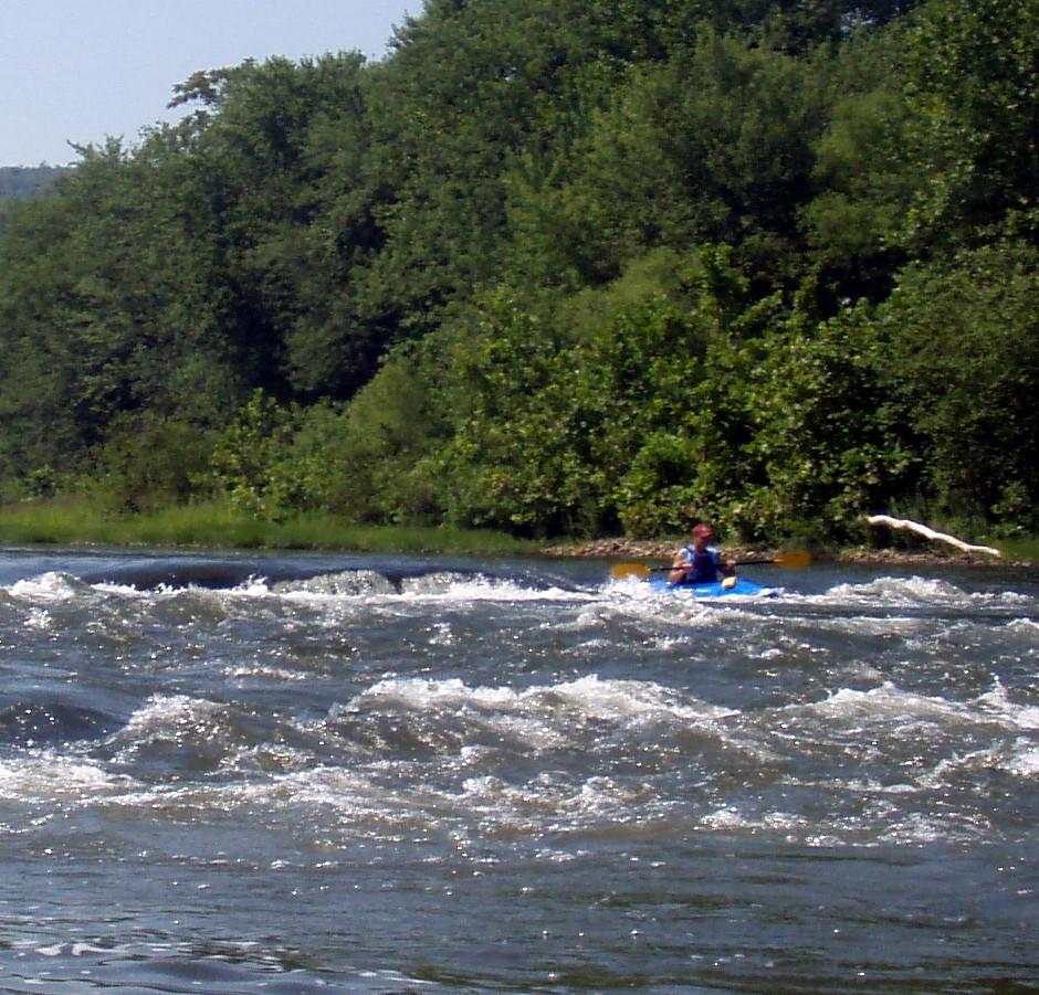 Juniata River.