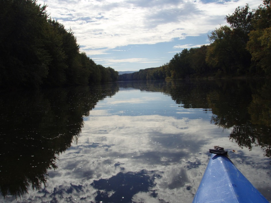 Kayak the Susquehanna River.