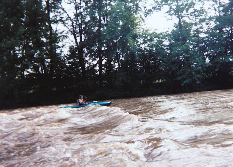 Sherman's Creek.
