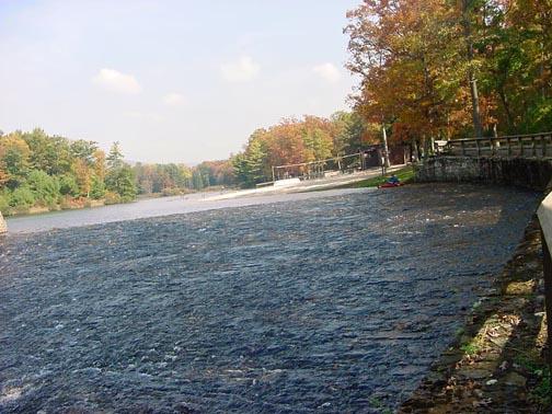 Whipple Dam .