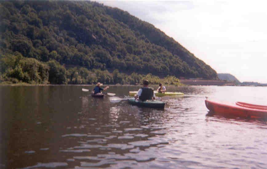 Canoe club of greater harrisburg trip down the susquehanna for Susquehanna river fishing club