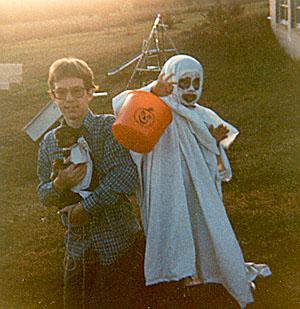 Mike Halloween.