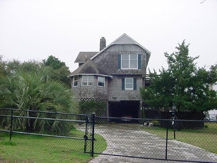 Crownover house in Vista Cay.